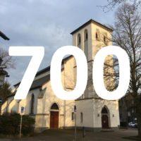 700 Jahre Kirche Holton