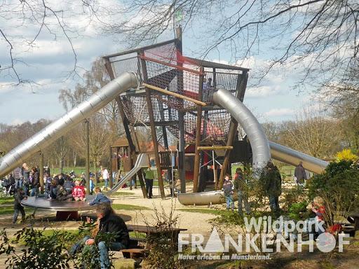 Spielplatz auf dem Wildpark Frankenhof
